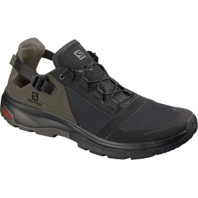 Salomon Techamphibian 4 Chaussures Homme, black/beluga/castor gray